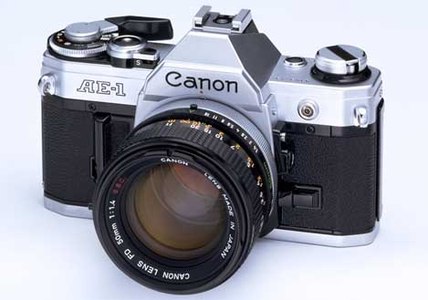 Different types of cameras of everyday use | My Blog